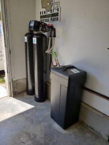 100-1054-MP-TT install, Advanced Water Systems