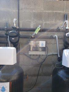 Glenwood Care Center, California installation