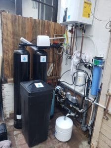 water treatment solutions, installation