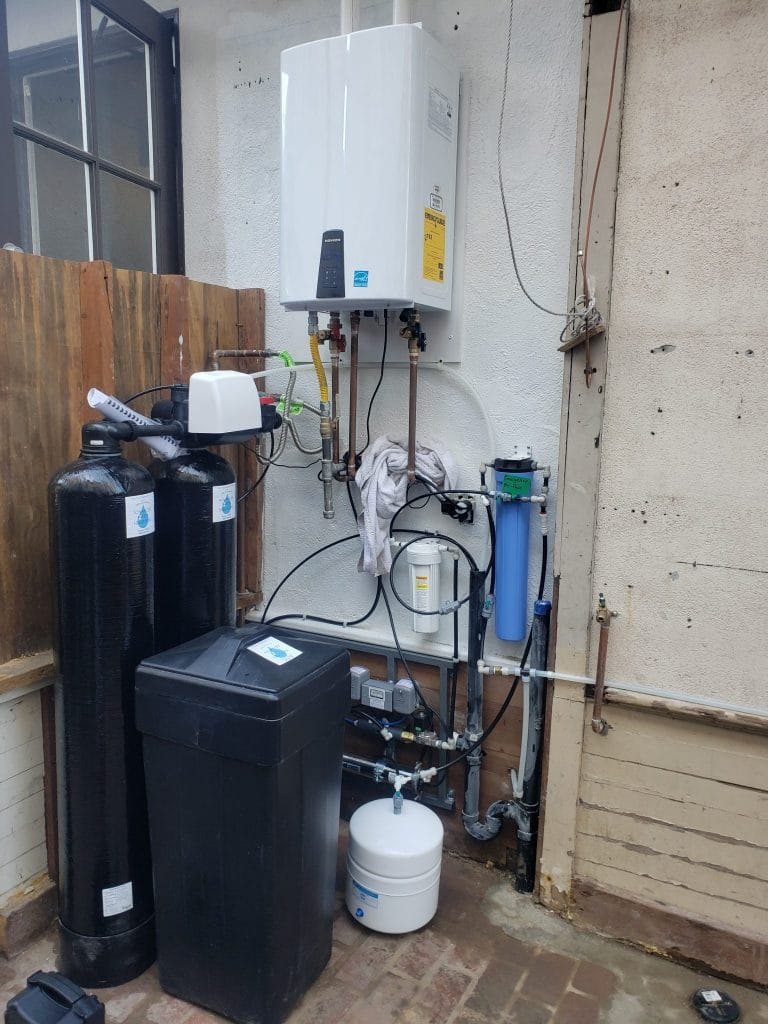 Advanced Water Solutions Installation
